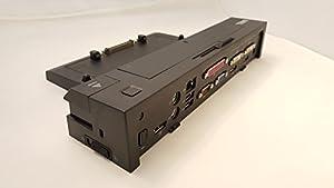 Genuine Dell E-Port Replicator PR02X Docking Station and Port Replicator For Dell E Series Laptop/Notebooks Latitude E4200 / E4300 /E5400 / E5500 / E6400 / E6400 ATG / E6500 Dell Precision M4500/ M4600 / M6400 / M6500 /M6600 Dell Part Numbers: 430-3114, R
