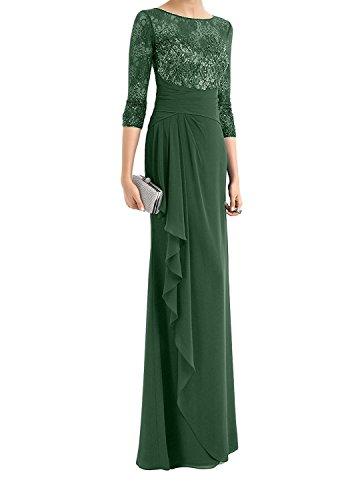 Abendkleider lang spitze ebay