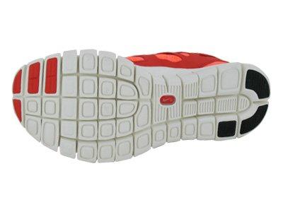 Nike Free Run + 2 Womens443816 Mango Brillante / Vela / Rosso Azione
