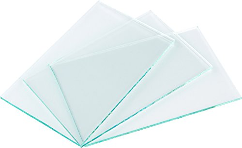 Barska Glass Replacement Piece for Item AX11826 (3 Pieces), Clear
