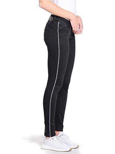 Jeans Skinny Gang Noir Vieux Femme Nena Noir AHxqSw4xf5