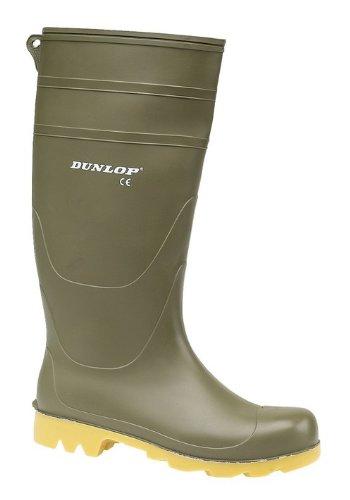 Dunlop Universal PVC Erwachsene Welly Schuhe Uni Gummi Gummistiefel Fuß Gummistiefel