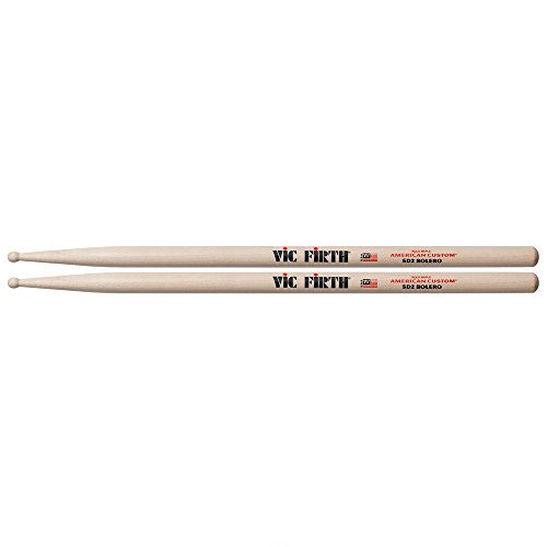 Vic Firth American Custom SD2 Bolero (Vic Firth Marching Sticks)