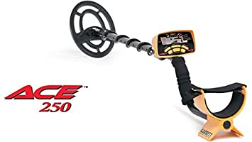 Image Unavailable. Image not available for. Color: Garrett Ace 250 Metal Detector ...