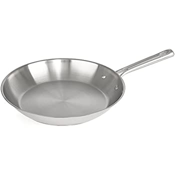 Emeril Lagasse 62894 Stainless Steel Copper Core Fry Pan, 12-Inch