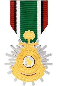 - Medals of America Saudi Arabia Liberation of Kuwait Medal Bronze