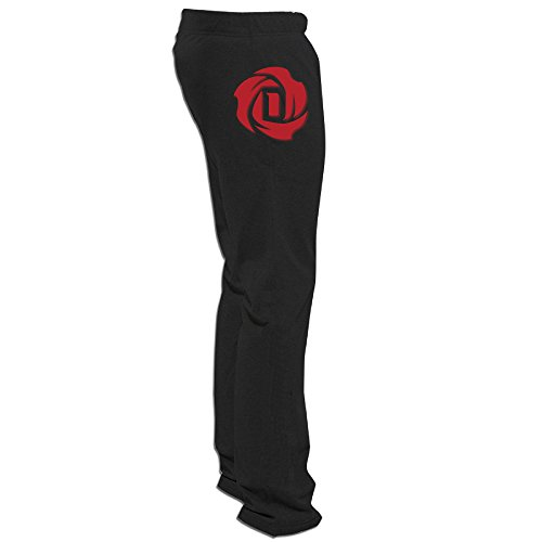 Price comparison product image RABBEAT Derrick Basketball Player Rose Comfortable Travelling Sweatpants For Men