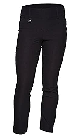 Daily Sports - Womens Magic High Water Pants Navy - Size 2