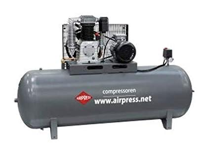 HK 1000-500 Profi - Pistón de aire comprimido (7,5 PS, 500 L, 11 bar ...