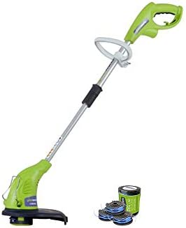 GreenWorks  4Amp 13-Inch Corded String Trimmer with Trimmer Line 21212