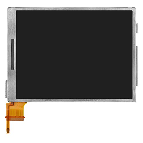 Button LCD for 3DS XL, YTTL Replacement Parts Accessories Lower Screen Display for Nintendo 3DS XL System Games Console