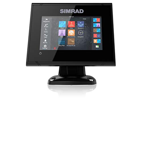 Simrad GO5 XSE: 5-inch Fishfinder Navigation Display Active