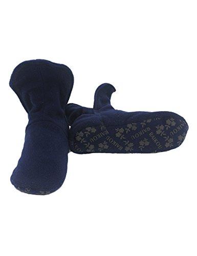 Raikou - Zapatillas de estar por casa para mujer Azul - azul noche