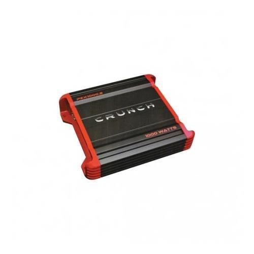 Crunch PZX10002 2CH Amplifier, 1000W