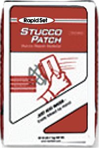 CTS CEMENT MANUFACTURING S50-RDC09 50 lb Stucco Patch