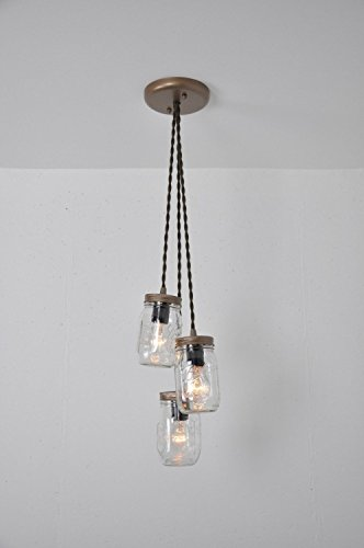 Traditional Copper Pendant Light in US - 5