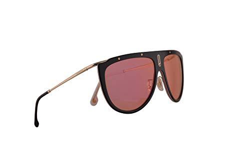 - Carrera 1023/S Sunglasses Black Havana w/Red Mirror Lens 60mm WR7UZ CA1023/S 1023S