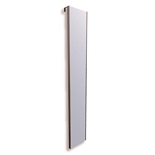 リフェクス:ドア掛けミラー 20×120cm (m厚2金具5全厚7cm) シルバー細枠 RMH-20/S B06X3TYFYN