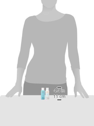 Moroccanoil Moisture Repair Shampoo & Conditioner Travel Set 2.4 oz each by Moroccanoil (Image #2)