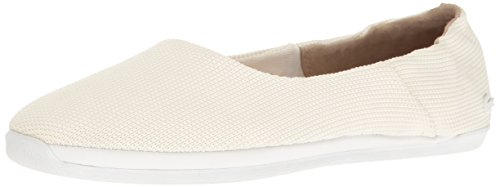 (Lacoste Women's Rosabel Slip 117 1 Fashion Sneaker White, 9 M)