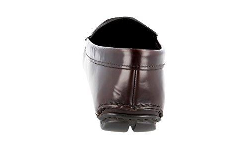 Prada 2DD043 Men's, in pelle, con nappe