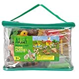 Animal Planet Mother and Baby Farm Playset Set, Baby & Kids Zone