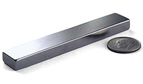 Super Strong N52 Neodymium Magnet 3 x 1/2 x 1/4