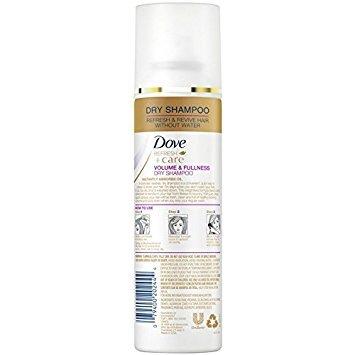 Buy dry shampoo for volume