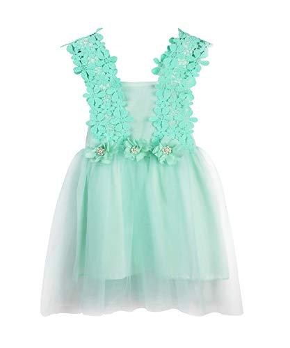 Crochet Baby Dresses - 9