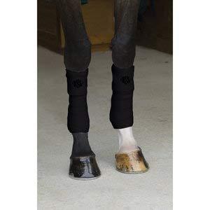 Vac's Pony Polo Bandages, Black by Vac's