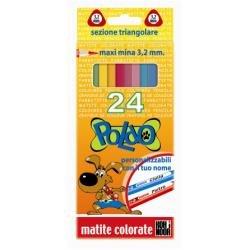 Koh-I-Noor Cf36Matite Colorate Poldo DH3636