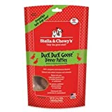 Stella and Chewys 186011000335 FREEZE DRIED DOG DUCK DINNER PATTY 6OZ