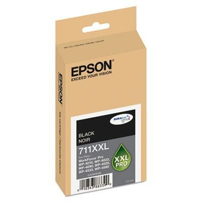 * T711XXL120 High-Yield Ink, 3400 Page-Yield, Black