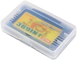 Gugutogo 369 min En Uno 2048M Tarjeta Game Pack NDS GBM para GBAazul