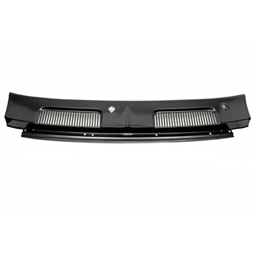 (Eckler's Premier Quality Products 33186264 Camaro Cowl Vent Grille Panel )