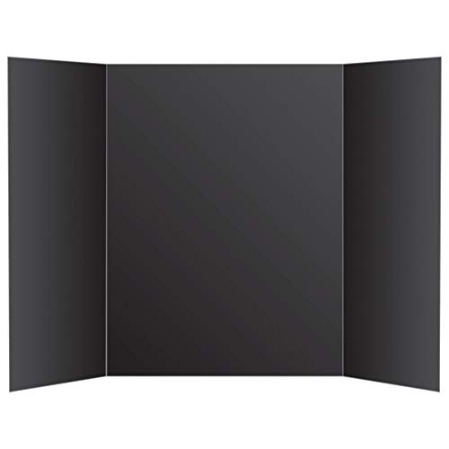Office Depot Premium Foam Display Board, 36in. x 48in, Black, 26979