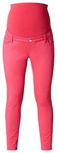 ESPRIT Maternity, Pantalones Premamá para Mujer Rojo (Berry 628)