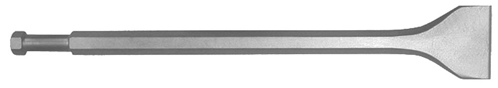 Champion Chisel, Hilti 805/905 Style Shank - 7/8-Inch Hex Steel, 14-Inch Long by 3-Inch Wide Chisel. Designed for use in the following TE models - 1000-AVR, 1500-AVR, 805, 905, 905-AVR, & 906-AVR.