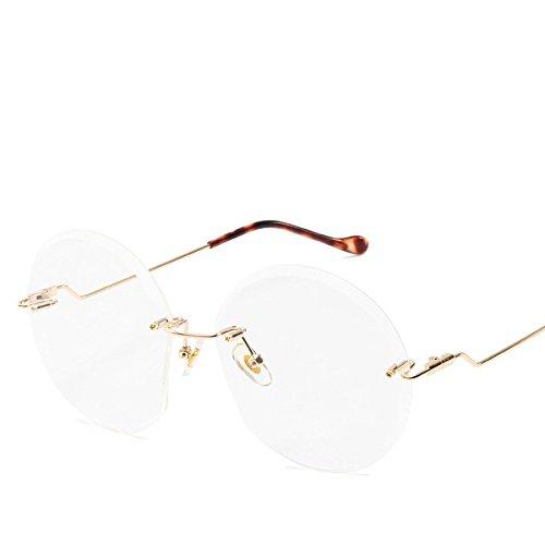 De Unidos Visera RinV Gafas Sol Degradado No5 De Vacaciones Estados Gafas De Sol Europa Moda Street Y NO2 Marinas Metal Películas Shoot Viajes 0g77drPqOR
