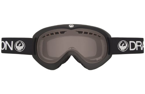 Dragon Alliance DX Ski Goggles, Coal/Smoke
