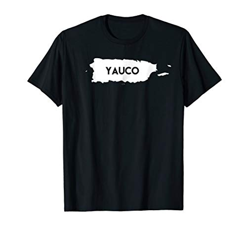 Yauco Puerto Rico Puerto Rican Day Parade T-Shirt