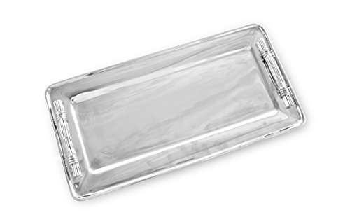 Beatriz Ball SOHO Meril Handle Rectangular Long Tray - Large