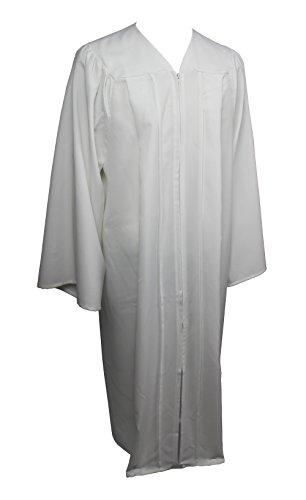 Ivyrobes Clergy Robe John Wesley for Pulpit Black