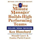img - for The One Minute Manager Builds High Performing Teams: New and Revised Edition book / textbook / text book