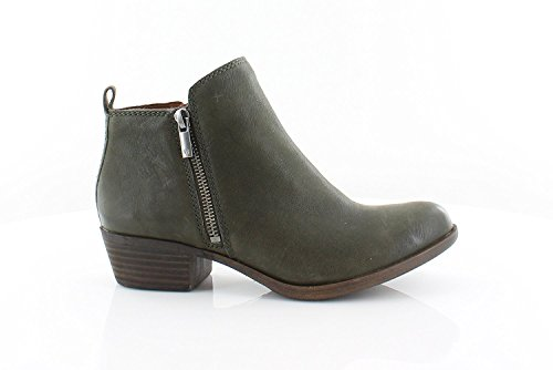 Basel Boot Women's Dark Lucky Brand Green Uq1PxxpwE