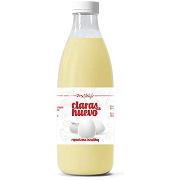 FITstyle Claras de Huevo Liquidas sin Refrigerar - 1 l.: Amazon ...