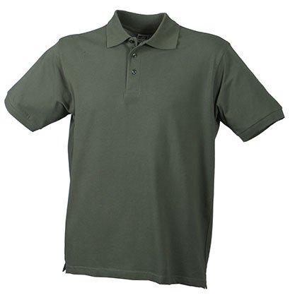 Klassisches Hochwertiges Polohemd (S - 3XL) XL,Olive