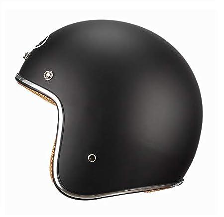 talla 61 BHR Casco color Negro Mate