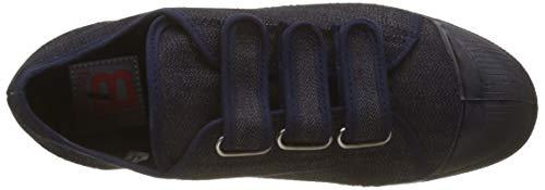 marine Baskets Scratch Femme Tennis Bensimon Bleu 0516 Denim 6qYTnOwPtx