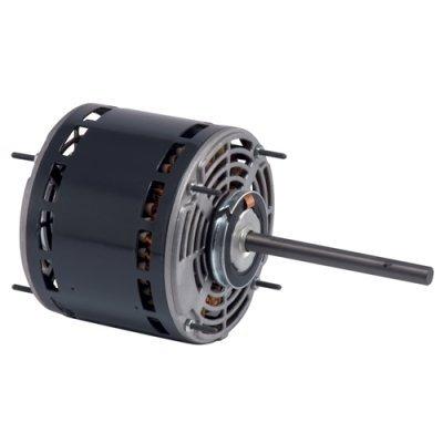 (US Motors (Nidec), 8907, 1HP, 1075RPM, 1PH, 208V;230V, 48Y Frame, Direct Drive Fan & Blower Motor. )